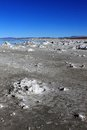 Mono lake is a large shallow saline soda in county california formed at least years ago as a terminal in a Stock Photos