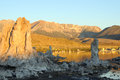 Mono Lake Tufa Royalty Free Stock Photo