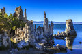 Mono Lake Tufas Stock Photo
