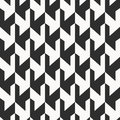 Monochrome seamless pattern Stock Image
