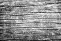 Monotone wood grain texture textured horizontal wooden Royalty Free Stock Image