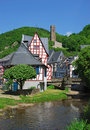 Monreal in the eifel Royalty Free Stock Photography