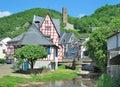 Monreal,Eifel National Park,Germany Royalty Free Stock Photo
