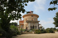 The Monserrate Palace, Sintra Royalty Free Stock Photo