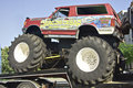 Monster truck 4x4 Royalty Free Stock Photos