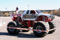 Monster truck - Arachnophobia Royalty Free Stock Photo