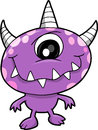 Monster Vector Illustration Stock Image