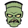 Monstro de Frankenstein Imagem de Stock Royalty Free