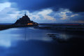 Mont saint michel Stock Photos