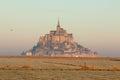 Mont Saint Michel France Royalty Free Stock Photo