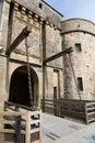 Mont-Saint-Michel - Normandy - France Royalty Free Stock Photo