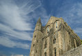 Mont Saint-Michel, Normandy, France Stock Photos