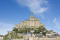 Mont Saint Michele, France Stock Image
