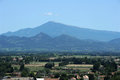 Mont Ventoux near Orange Royalty Free Stock Photo