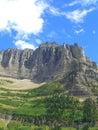 Montana Mountain Stock Images