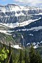 Montana Rocky Mountains Royalty Free Stock Photos