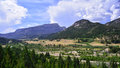 Montana Wilderness Royalty Free Stock Photo