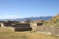 Monte alban Стоковое Изображение