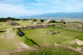 MONTE ALBAN I Royalty Free Stock Photo