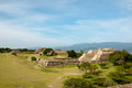 MONTE ALBAN III Royalty Free Stock Photo