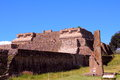 Monte alban IX Royalty Free Stock Photo
