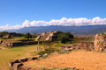 Monte alban XVI Royalty Free Stock Photo