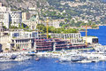 Monte Carlo, Monaco Royalty Free Stock Photography