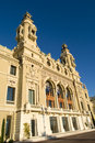 Monte Carlo Opera House Stock Photography