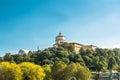Monte dei Cappuccini, Turin Royalty Free Stock Photo