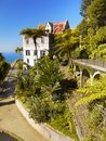 Monte Palace Tropical Garden, Funchal, Madeira, Portugal Royalty Free Stock Photo
