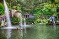 Monte palace tropical garden funchal madeira portugal island Stock Photo