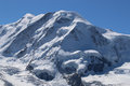 Monte Rosa Royalty Free Stock Photo