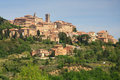 Montepulciano Stock Photography