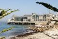 Monterey Bay Aquarium Royalty Free Stock Photo