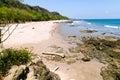 Montezuma beach & x28;Costa Rica& x29;