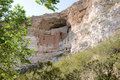 Montezuma Castle National Monument, near Camp Verde, Arizona Royalty Free Stock Photo