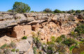 Montezuma Well unit of Montezuma Castle National Monument Royalty Free Stock Photo