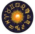 Monthly zodiac