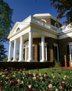 Monticello Royalty Free Stock Photo