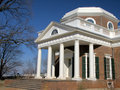 Monticello Royalty Free Stock Photography