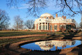 Monticello back and landscape Royalty Free Stock Photo