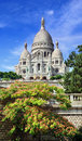 Montmartre. Royalty Free Stock Photography