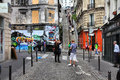 Montmartre, Paris Stock Photography