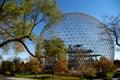Montreal biosphere Stock Image