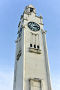 Montreal Clock Tower Royalty Free Stock Photo