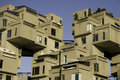 Montreal Habitat 67 Royalty Free Stock Images