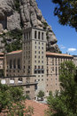 Montserrat - Catalonia - Spain Royalty Free Stock Photos