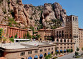 Montserrat, Spain Royalty Free Stock Image