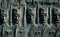 Monument off Serbian soldiers from First World War Royalty Free Stock Photos