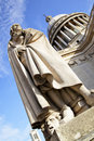 Monument Pierre Corneille Royalty Free Stock Photo